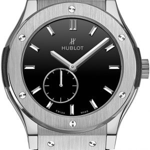 Hublot Classic Fusion 515.Nx.1270.Lr Kello Musta / Nahka