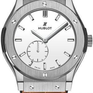 Hublot Classic Fusion 515.Nx.2210.Lr Kello Hopea / Nahka