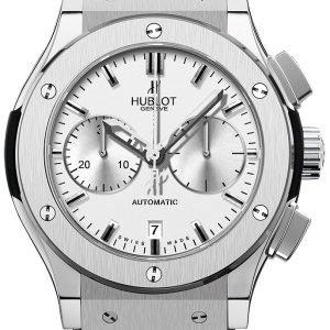 Hublot Classic Fusion 521.Nx.2610.Lr Kello Hopea / Nahka