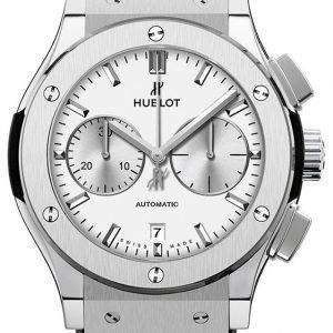 Hublot Classic Fusion 521.Nx.2611.Lr Kello Hopea / Nahka