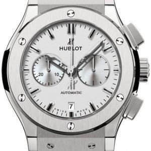 Hublot Classic Fusion 541.Nx.2610.Lr Kello Hopea / Nahka