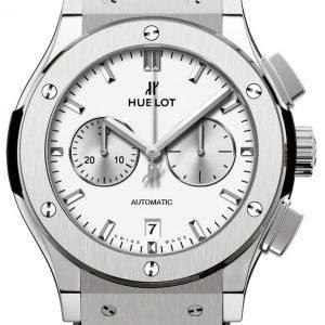 Hublot Classic Fusion 541.Nx.2611.Lr Kello Hopea / Nahka