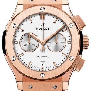 Hublot Classic Fusion 541.Ox.2611.Lr Kello Hopea / Nahka