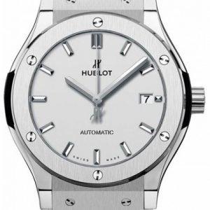 Hublot Classic Fusion 548.Nx.2610.Nx Kello Hopea / Titaani