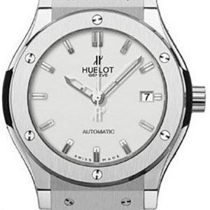 Hublot Classic Fusion 565.Nx.2610.Nx Kello Hopea / Titaani
