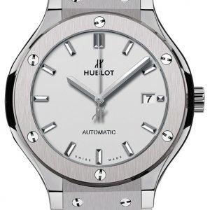 Hublot Classic Fusion 565.Nx.2611.Nx Kello Hopea / Titaani