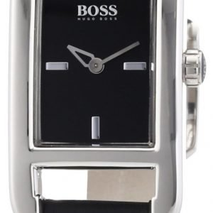 Hugo Boss 1502337 Kello Musta / Nahka