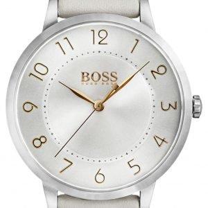 Hugo Boss 1502405 Kello Kerma / Nahka