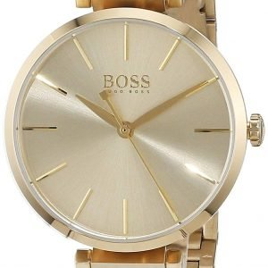 Hugo Boss 1502415 Kello Kullattu / Kullansävytetty