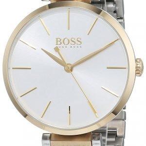Hugo Boss 1502417 Kello Hopea / Kullansävytetty Teräs