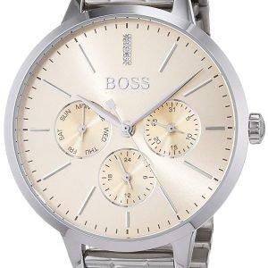 Hugo Boss 1502421 Kello Samppanja / Teräs