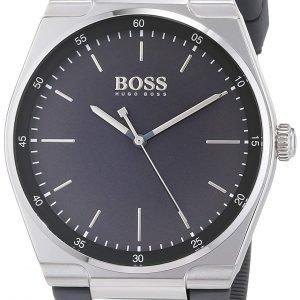 Hugo Boss 1513564 Kello Harmaa / Kumi