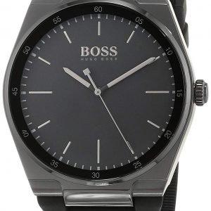 Hugo Boss 1513565 Kello Musta / Kumi