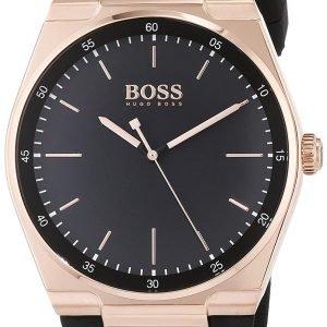 Hugo Boss 1513566 Kello Musta / Kumi