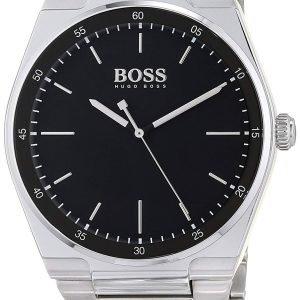 Hugo Boss 1513568 Kello Musta / Teräs