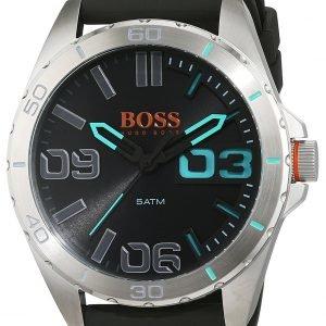 Hugo Boss Berlin 1513380 Kello Musta / Kumi