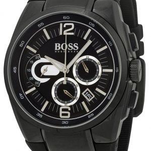 Hugo Boss Chronograph 1512736 Kello Musta / Kumi