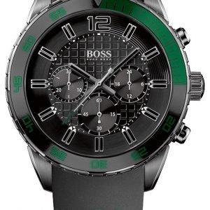 Hugo Boss Chronograph 1512847 Kello Musta / Kumi