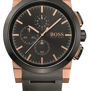 Hugo Boss Chronograph 1513030 Kello Musta / Kumi