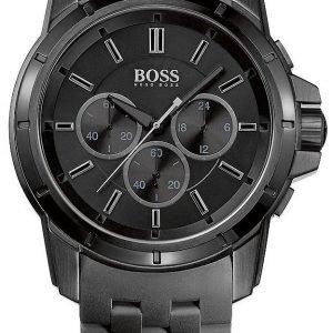 Hugo Boss Chronograph 1513031 Kello Musta / Kumi