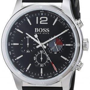 Hugo Boss Chronograph 1513525 Kello Musta / Kumi