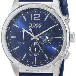 Hugo Boss Chronograph 1513526 Kello Sininen / Kumi
