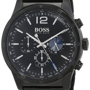 Hugo Boss Chronograph 1513528 Kello Musta / Teräs