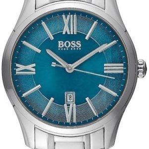 Hugo Boss Classic 1513034 Kello Sininen / Teräs