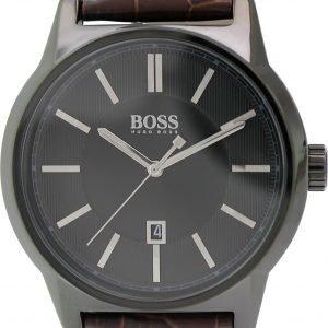 Hugo Boss Classic 1513071 Kello Musta / Nahka