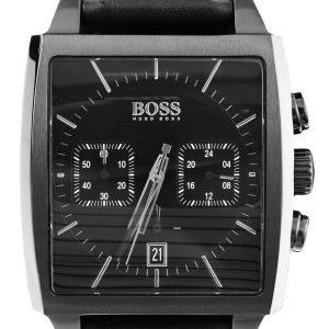 Hugo Boss Classic 1513357 Kello Musta / Nahka