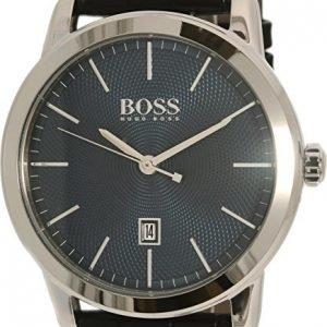 Hugo Boss Classic 1513400 Kello Sininen / Nahka