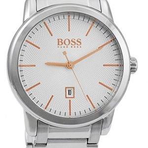 Hugo Boss Classic 1513401 Kello Hopea / Teräs