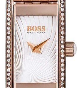 Hugo Boss Cocktail 1502386 Kello Valkoinen / Punakultasävyinen