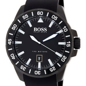 Hugo Boss Deep Ocean 1513229 Kello Musta / Kumi