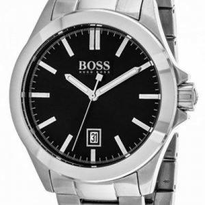 Hugo Boss Distinction 1513300 Kello Musta / Teräs