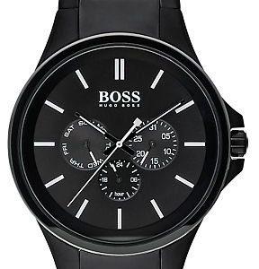 Hugo Boss Gravity 1513172 Kello Musta / Teräs