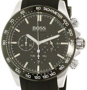 Hugo Boss Ikon 1513341 Kello Musta / Kumi