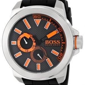 Hugo Boss New York 1513011 Kello Musta / Kumi