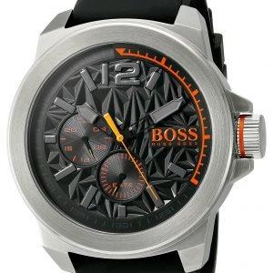 Hugo Boss New York 1513346 Kello Musta / Kumi