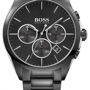 Hugo Boss Onyx 1513365 Kello Musta / Teräs
