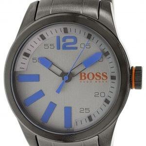 Hugo Boss Paris 1513060 Kello Hopea / Teräs