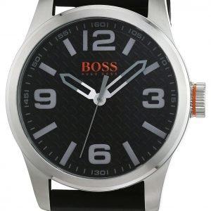 Hugo Boss Paris 1513350 Kello Musta / Kumi