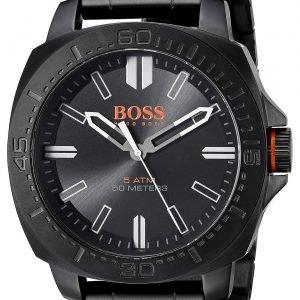 Hugo Boss Sao Paulo 1513241 Kello Musta / Teräs