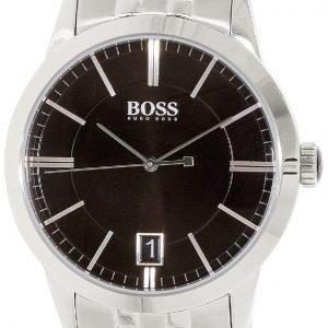 Hugo Boss Success 1513133 Kello Musta / Teräs