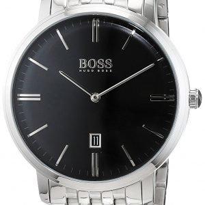 Hugo Boss Tradition 1513536 Kello Musta / Teräs