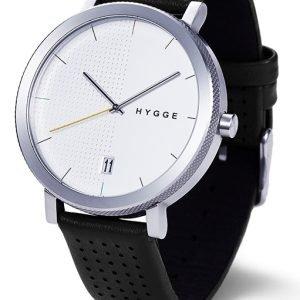 Hygge 2203 Msl2203c-Bk Kello Hopea / Nahka