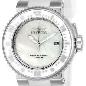 Invicta Pro Diver 22666 Kello Valkoinen / Kumi