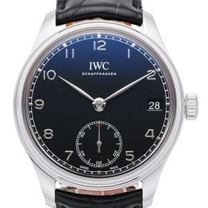 Iwc Portuguese Hand-Wound Eight Days Iw510202 Kello