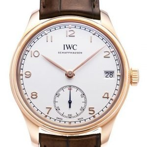 Iwc Portuguese Hand-Wound Eight Days Iw510204 Kello