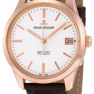 Jaeger Lecoultre Geophysic® True Second Pink Gold 8012520 Kello